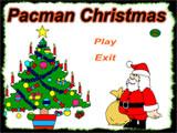 Weihnachts-Pacman